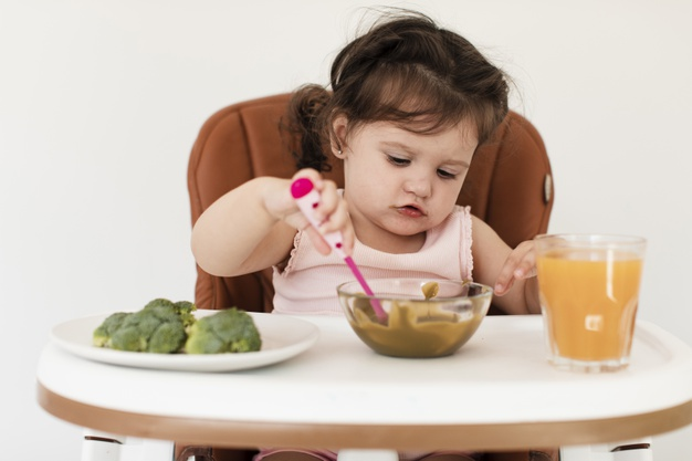 Feeding Therapy (Picky Eaters)
